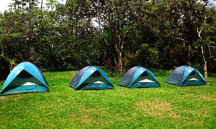 loma y mar camping grupo san vicente